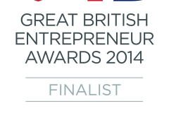 Great British Entrepreneur Awards Finalist