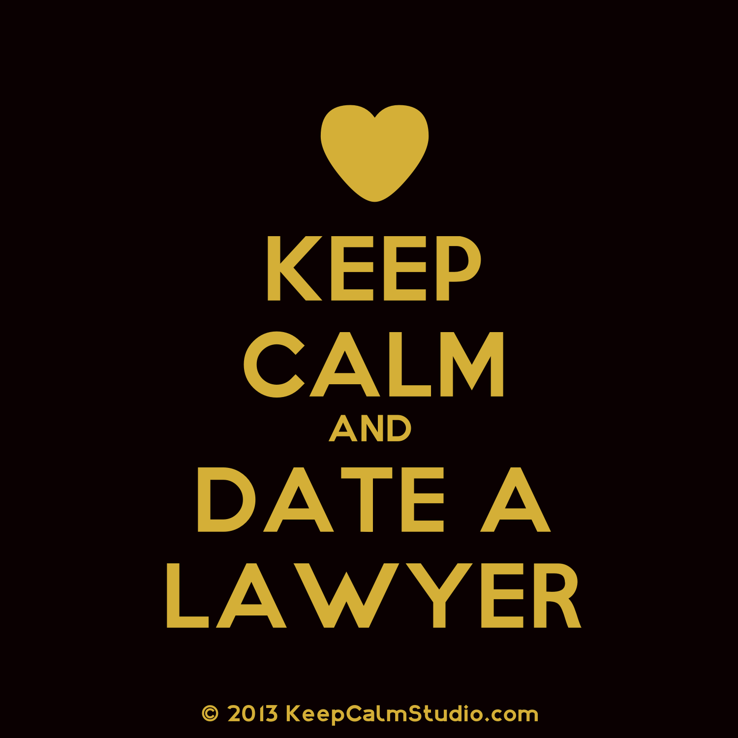 Dating a corporate lawyer