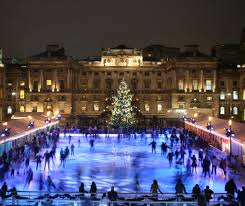 Great Christmas Date Ideas in London   Caroline Brealey Ice skating is a great date idea so grab your skates
