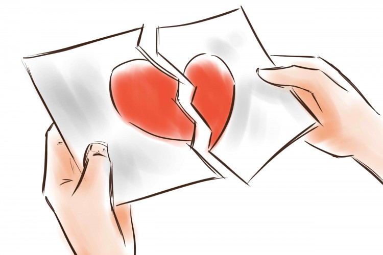 tips for getting over a broken heart