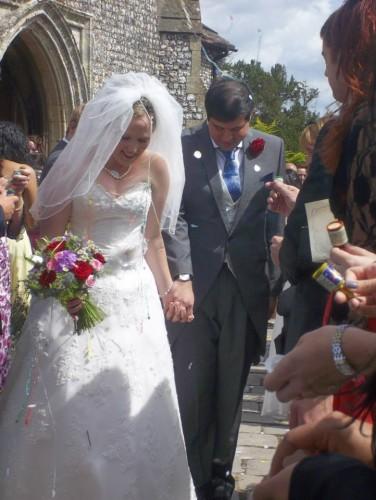 rhian wedding 1