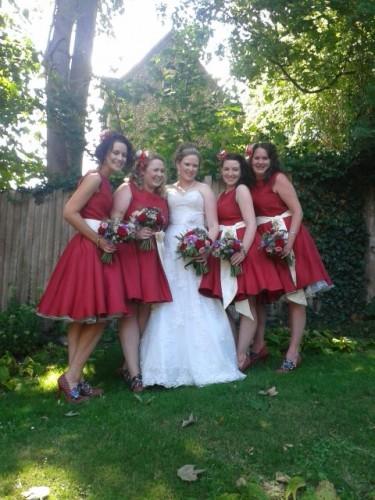 rhian wedding 2
