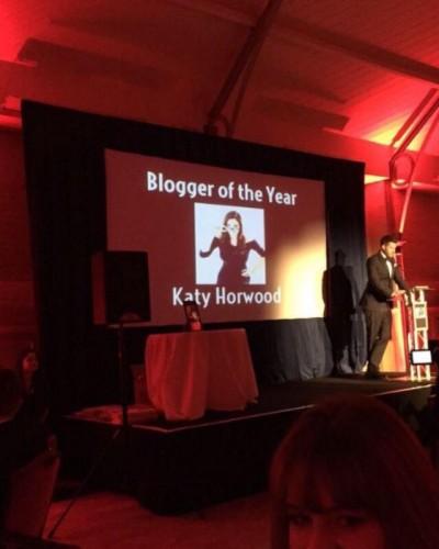 blogger of the year katy horwood