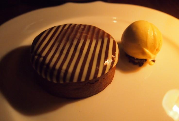 chocolate foundant