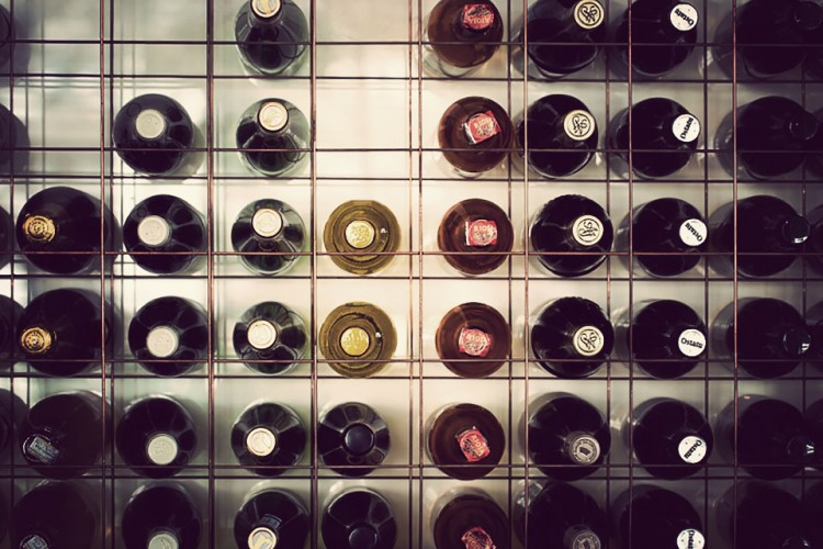 It's all about the wine at Sager + Wilde! photo creadit Londonist