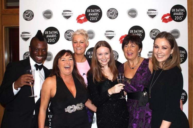 Matchmaker Academy graduates at UK Dating Awards