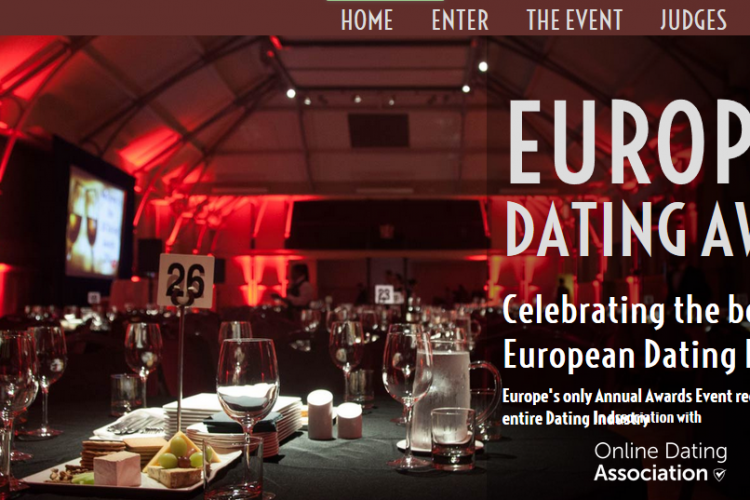euro dating awards